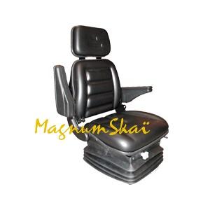 Siège Tracteur Magnum Skai